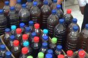 Razia Seminggu, Polres Cakung Sita Ratusan Botol Miras
