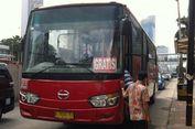 Pelarangan Motor Diperluas, Transjakarta Siapkan 'Feeder' Lewati Jalan Ini