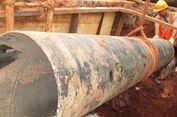 Pipa Air Bersih untuk 5 Daerah di Jatim Ditanam Melewati Jalan Tol