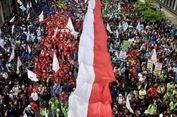 Ratusan Ribu Buruh Se-Jabodetabek Akan Aksi di Depan Istana Presiden