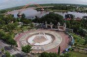 Tugu Soekarno, Saksi Bisu Wacana Pindahnya Ibu Kota ke Palangkaraya
