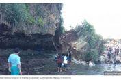 Mandi di Laut, 5 Wisatawan Terseret OmbakSejauh 2 Km di Gunungkidul