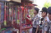 Selama Ramadhan, Polisi Intensifkan Razia Petasan di Lhokseumawe