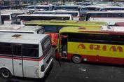 10 Bus di Terminal Induk Kota Bekasi Tak Laik Jalan