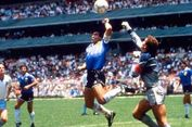 Maradona Sebut Dani Alves Bek 'Kotor'