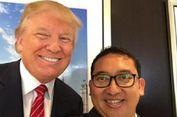 Fadli Zon Bicara soal 'Selfie' dengan Donald Trump hingga Yerusalem