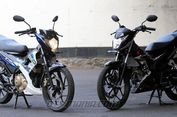 Duel 'Ayam Jago' Suzuki-Honda di Pasar Motor Bekas