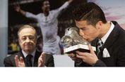 Perez Akui Ronaldo Kesal dengan Kasus Pajak yang Menimpanya