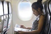 10 Hal yang Dialami Tubuh Saat Naik Pesawat