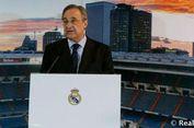 Florentino Perez Tetap Jabat Presiden Real Madrid hingga 2021
