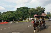 JAAN: Jakarta Tak Ramah Delman, Ada Kuda yang Tertabrak