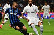 Tinggalkan Inter Milan, Palacio Resmi Gabung ke Bologna