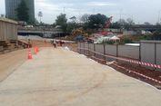 Pembangunan Tol Depok-Antasari, Lalu Lintas Direkayasa