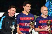 Terungkap, Rangers Pernah Incar Messi Tapi Ditawari Iniesta