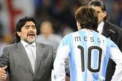 Messi Dihukum, Maradona Ragukan Argentina Lolos ke Piala Dunia 2018