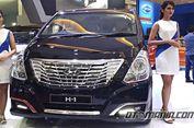 Pabrik Hyundai Indonesia Produksi Ratusan H-1 Tiap Bulan