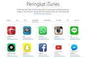 Apple Pangkas Komisi untuk Rekanan App Store