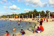 Pengelola Kaji Rencana Gratiskan Akses Masuk ke Pantai Ancol