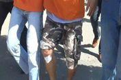 Polisi Tangkap Dua Begal yang Beraksi di Atas JPO Tol JORR Bekasi