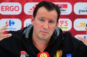Eks Pelatih Timnas Belgia Besut Pantai Gading