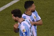 Aguero Senang jika Messi Gabung ke Man City, tetapi...