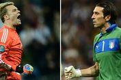 Neuer Cedera dan Absen Panjang, Buffon Beri Dukungan