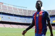 Cedera, Umtiti Terancam Absen Bela Barcelona Saat Vs Real Madrid