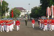 Dua Anggota Paspampres Ditusuk Orang Tak Dikenal di Gambir