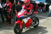 Konsumen AHM, Geber 'Supersport' Honda RC213V-S