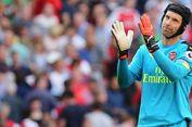 Arsenal Vs Chelsea, Harapan dan Laga Emosional bagi Petr Cech