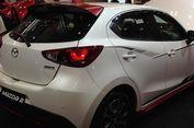 Cukup Versi R, Mazda2 Tantang Kompetitor Tipe Termewah