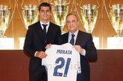 Perez: Tak Ada Pembicaraan dengan Man United untuk Morata