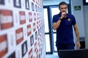 Alaves Vs Barcelona, Kans Enrique Persembahkan Trofi Terakhir