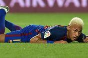 Neymar Pergi Setelah El Clasico?