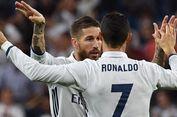 Ramos Sebut Ronaldo Pemilik Nomor 7 Terbaik di Real Madrid