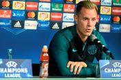 Ter Stegen: Barcelona Kalah, Malam yang Menyakitkan di Juventus