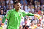 Valencia Lepas Kiper Pemegang Rekor Penyelamatan Penalti