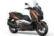 Ini Perbedaan Yamaha XMAX untuk Eropa dan Indonesia
