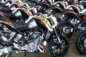 Duke 200 Jadi Jagoan KTM di Indonesia