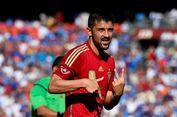 Setelah 1.159 Hari Pensiun, David Villa Kembali Lagi ke Timnas Spanyol