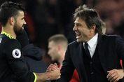 Atletico Vs Chelsea, Conte Berjanji Akan Bersalaman dengan Costa