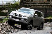 Toyota Cuek pada Honda CR-V Terbaru