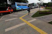 DKI Bujuk Pemilik Gedung di Sudirman-Thamrin agar Bongkar Pagar