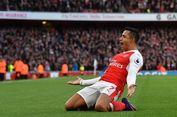 Sanchez Cetak 2 Gol, Arsenal Jaga Asa Lolos ke Liga Champions