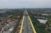 Tol Jakarta-Cikampek Padat, 'Contra Flow' Diterapkan di Km 32-Km 41
