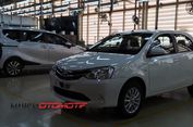 Produksi Toyota Etios Distop Jika Sudah Tidak Laku
