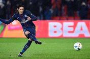 Bawa PSG Menang 5-0, Cavani Bertekad Pertahankan Performa