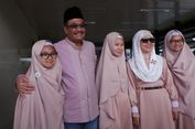 Puasa Ramadhan Pertama, Djarot Kosongkan Agenda demi Anak-Istri