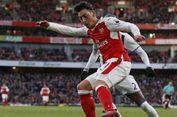 Titik Terang Perpanjangan Kontrak Mesut Oezil di Arsenal