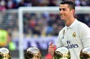 Pernah Cetak 50 Gol dalam Satu Musim, Ini Catatan Ronaldo dalam Angka